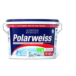 SchoenerWohnen -              Polarweiss 10L Aktion Schöner Wohnen