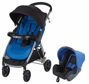 "Dorel Safety 1st Buggy, mit ""Freihand""-Funktion inklusive Babyschale Blue, 1910520000"