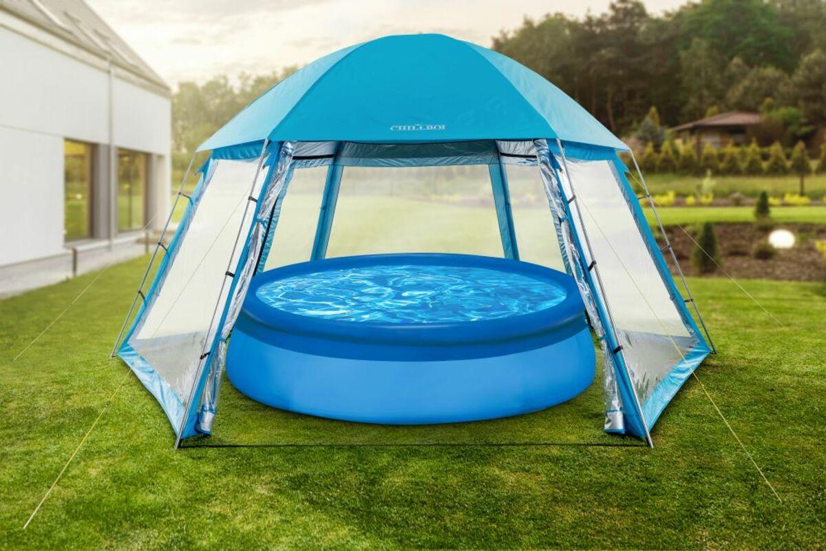 Bild 1 von Chillroi Universal-/ Poolpavillon für Aufstellpools XXL