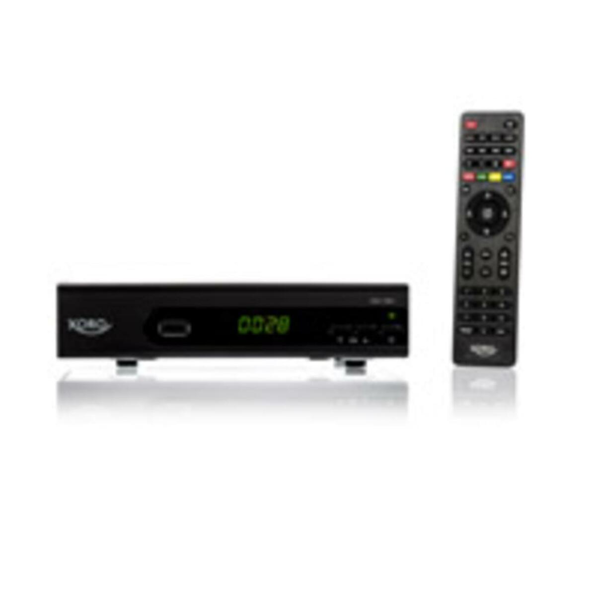 Bild 3 von XORO HD DVB-C Receiver HRK 7660, H.264 HDTV, MPEG-4 AVC/AVCHD, Farbe: Schwarz