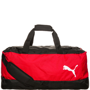 PUMA Pro Training II Foot Sporttasche Rot-Schwarz, Größenauswahl:OneSize