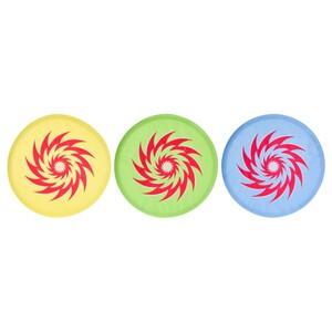 Frisbee 45 cm aus Kunststoff in verschiedenen Farben