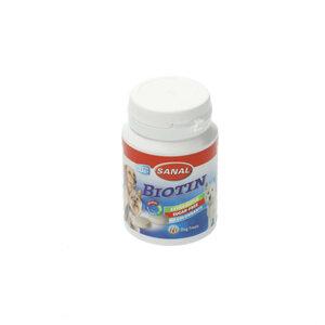Sanal Biotin Hunde Tabs 75 g