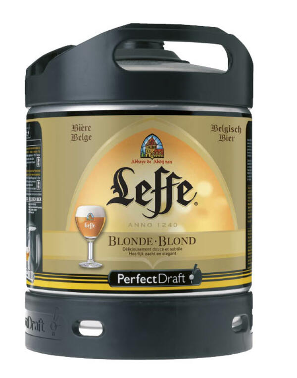 Perfeckt Draft Leffe