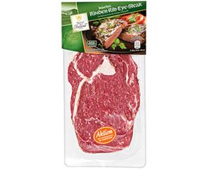 Taste of Ireland Irisches Rinder- Rumpsteak oder Rib-Eye-Steak