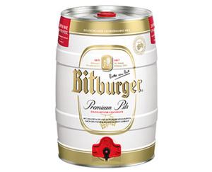 Bitburger®  Premium Pils