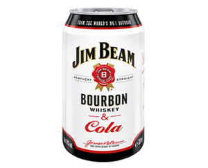 Jim Beam®  & Cola