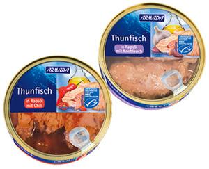 ARMADA Thunfischvariationen