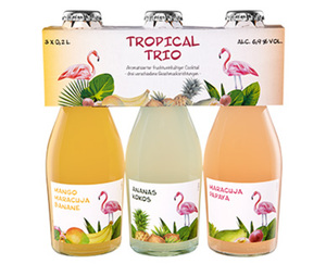 Tropical Trio