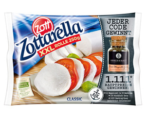 Zott XXL-Zottarella Rolle Classic