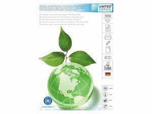 UNITED OFFICE® Drucker-/ Kopierpapier, DIN A4