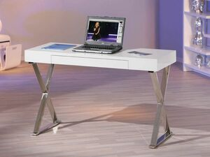 Inter Link Computer-Schreibtisch Grace hochglanz