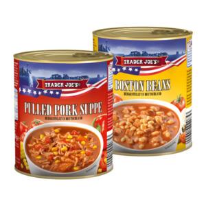 TRADER JOE'S     Suppe