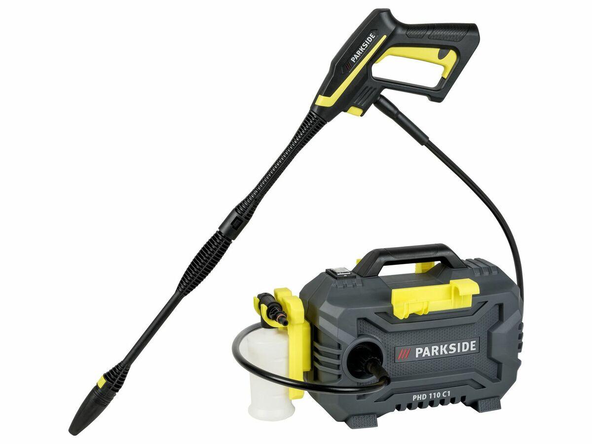 Bild 1 von PARKSIDE® Hochdruckreiniger PHD 110 C1