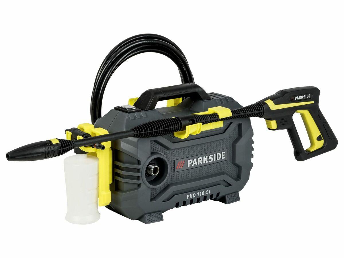 Bild 2 von PARKSIDE® Hochdruckreiniger PHD 110 C1