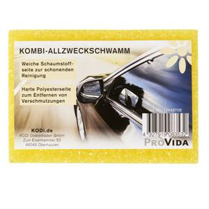 ProVida Kombi-Allzweckschwamm 12 x 8 x 5 cm