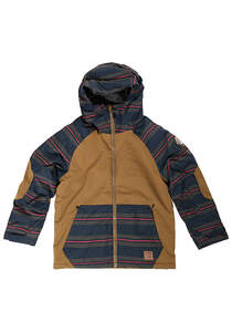 BILLABONG All Day - Snowboardjacke für Jungs - Braun