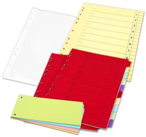 HOME OFFICE Registraturhilfen oder Prospekthüllen