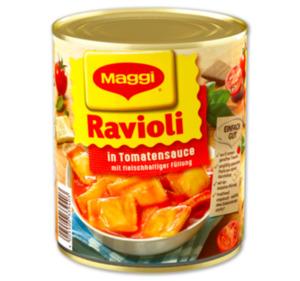 MAGGI Ravioli