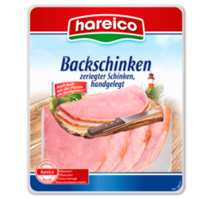 HAREICO Backschinken
