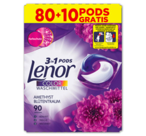 LENOR 3 in 1 Color Pods