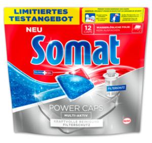 SOMAT Power Maschinenreiniger Caps