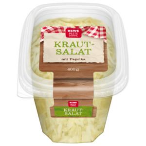 REWE Beste Wahl Krautsalat mit Paprika 400g