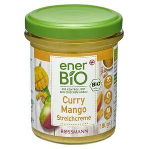 enerBiO Curry Mango Streichcreme 0.94 EUR/100 g