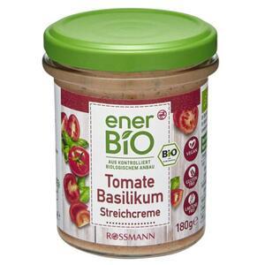 enerBiO Tomate Basilikum Streichcreme 0.94 EUR/100 g