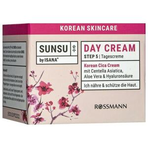 SUNSU by ISANA Day Cream Step 5 Tagescreme 9.98 EUR/100 ml