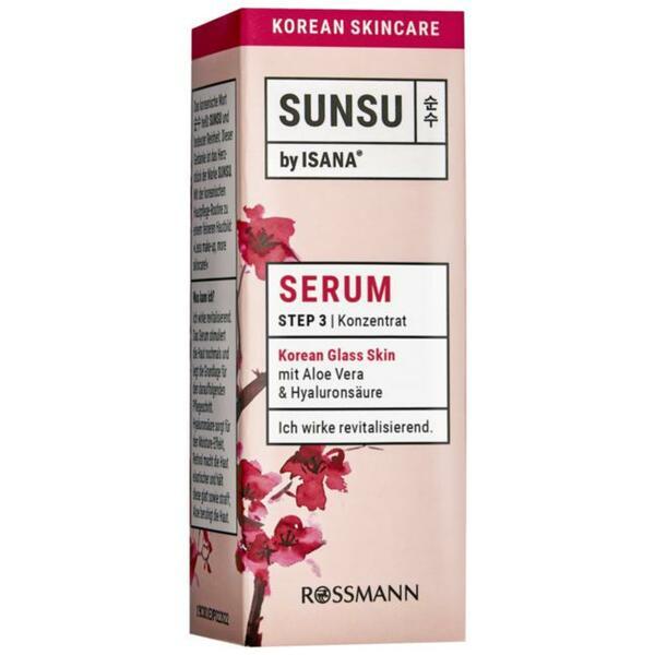 SUNSU by ISANA Serum Step 3 Konzentrat 19.97 EUR/100 ml