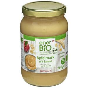 enerBiO Apfelmark mit Banane 3.58 EUR/1 kg