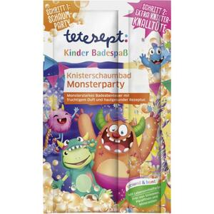 tetesept Kinder Badespaß Knisterschaumbad Monsterparty 4.42 EUR/100 g