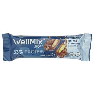 WellMix Riegel Deluxe Salted Caramel 1.98 EUR/100 g