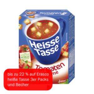 Erasco Heisse Tasse Tomatencreme