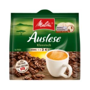 Melitta oder Jacobs Kaffeepads