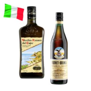 Fernet Branca oder Vecchio Amaro del Capo
