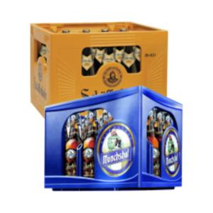 Mönchshof Original, Bayrisch Hell, Keller-, Landbier oder Schöfferhofer Weizen