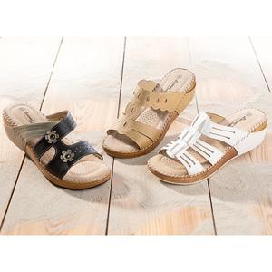 Lisanne Comfort Plus Sommer-Pantoletten