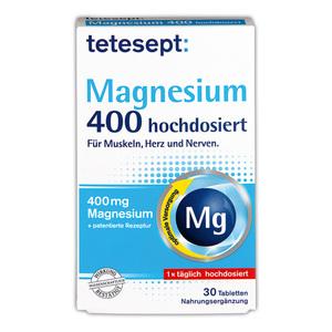 Tetesept Magnesium 400 / Vitamin B12 Depot