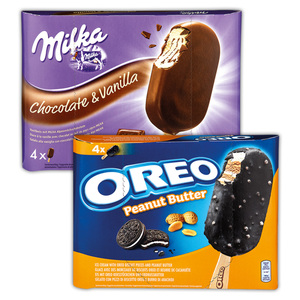 Milka/Oreo/Toblerone Eissticks
