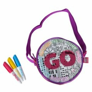Color Me Mine - Swap Round Bag mit Wendepailletten