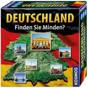Kosmos - Deutschland - Finden Sie Minden?
