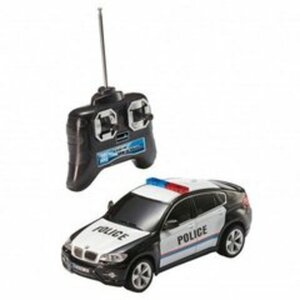 Revell - Control: BMW X6 Police 1:24 (27 MHz)