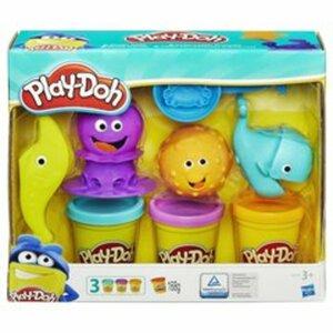 Play-Doh - Unterwasser Knetwelt