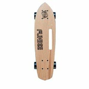 Funbee - Holz-Skateboard mit Griff