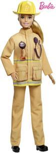 Barbie 60. Geburtstag Feuerwehrfrau