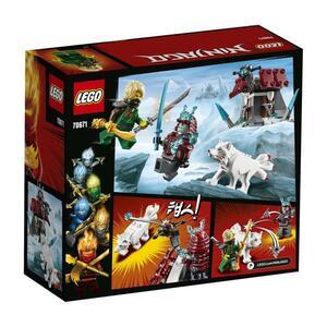 LEGO 70671 Angriff d Eissamurai