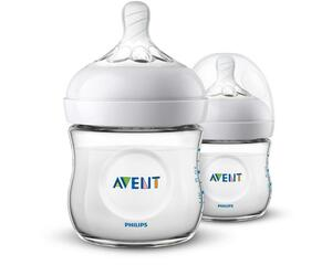 PHILIPS AVENT Natural Flasche 2.0 2er-Pack 125ml