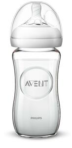 PHILIPS AVENT Natural Flasche 2.0 Glas 240ml